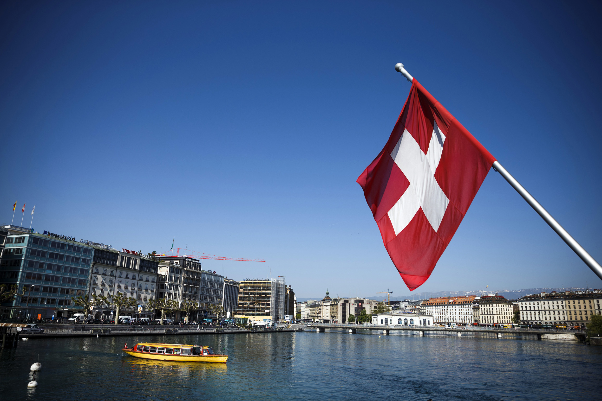 Switzerland's Most Attractive Employers