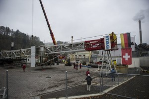 St Gallen geothermal power project