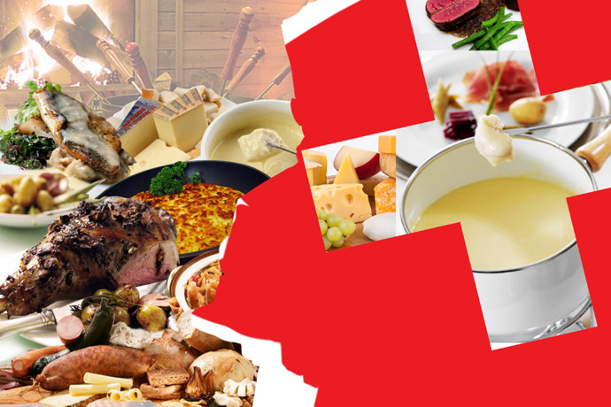 Top foods to try some hearty traditional cuisine in Switzerland